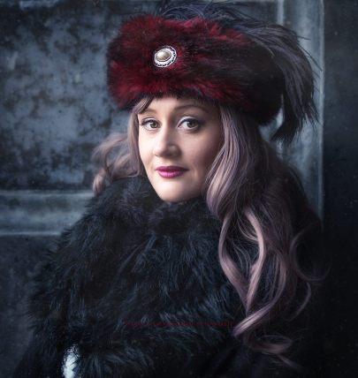 Portretfoto Coralie